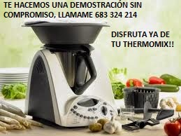 AGENTE COMERCIAL OFICIAL THERMOMIX Nº 88887