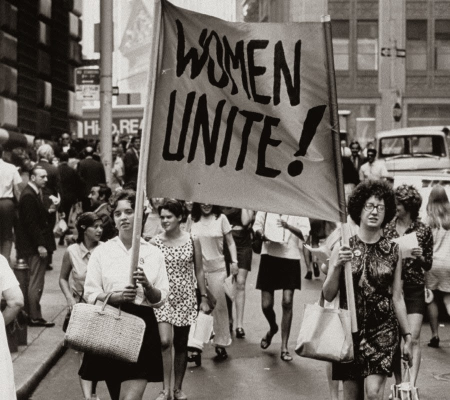 the american feminist movement in the 1960s The feminist movement (also known as the women's movement, women's liberation, or women's lib) refers to a series of campaigns for reforms on issues such as reproductive rights, domestic violence, maternity leave, equal pay, women's suffrage, sexual harassment and sexual violence.