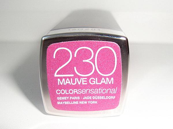 Maybelline, Color Sensational, Lipstick, Reviews, Vivienne Sabo, Gloire d'Amour