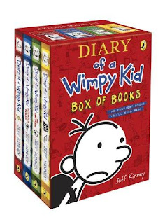 Wimpy Kid giveaway
