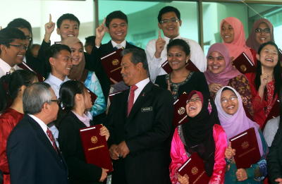 National Scholarships for Top 50 SPM Scorers