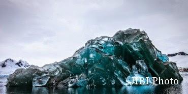 Inilah Fenomena Aneh Gunung Di Antartika
