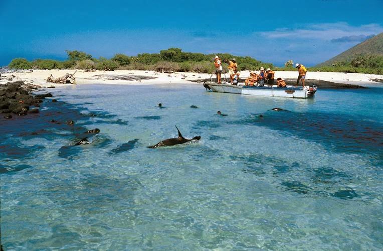 Turismo en Ecuador Fotos turísticas de las Islas Galápagos