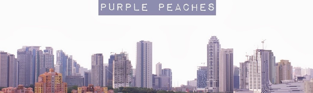 Purple Peaches