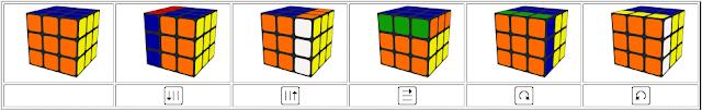 01 solución visual rubik 3x3x3