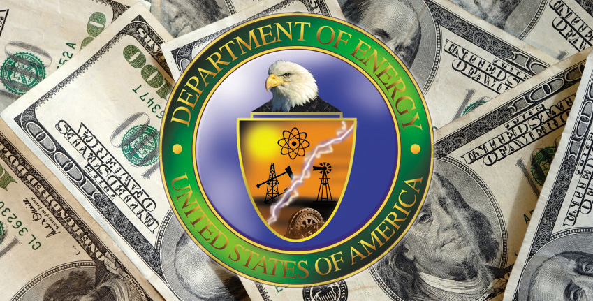 ENERGY DEPT CORRUPTION