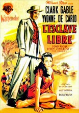 La esclava libre (1957 - Band of Angels)