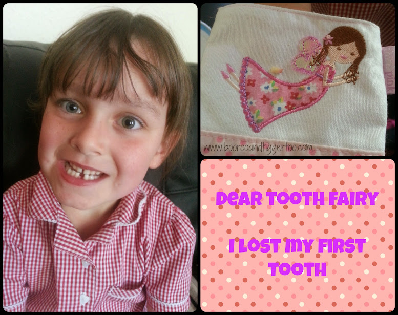 Boo Roo and Tigger Too: Dear Tooth Fairy
