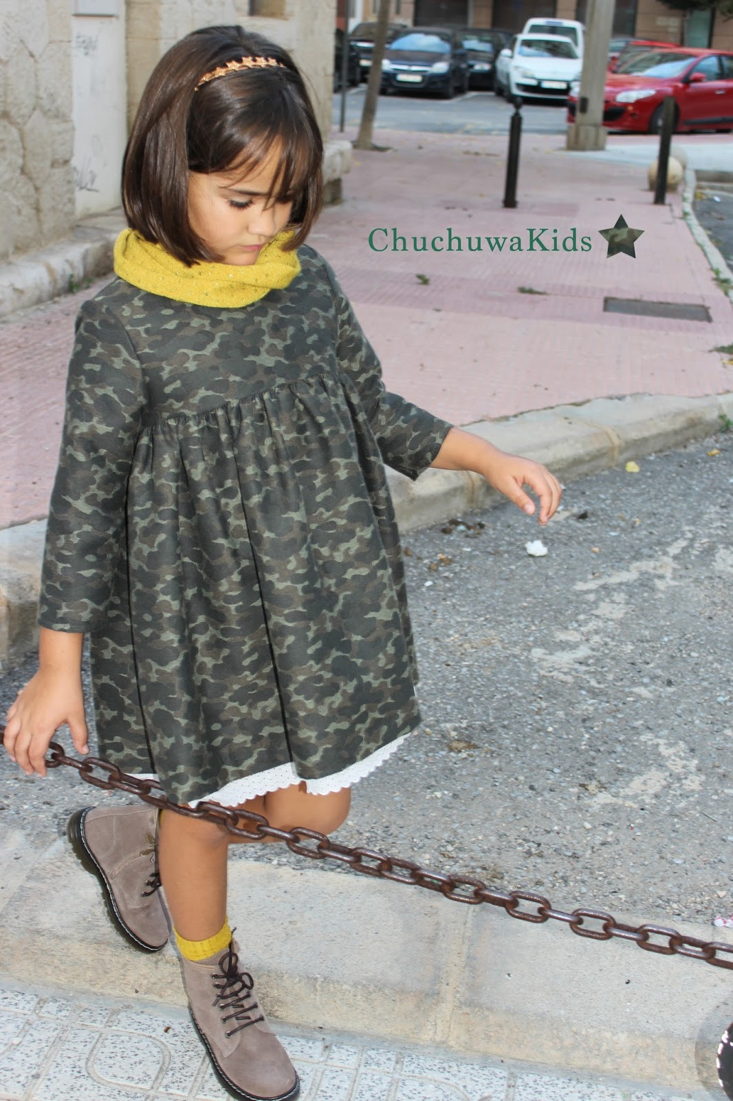 moda infantil mia y lia