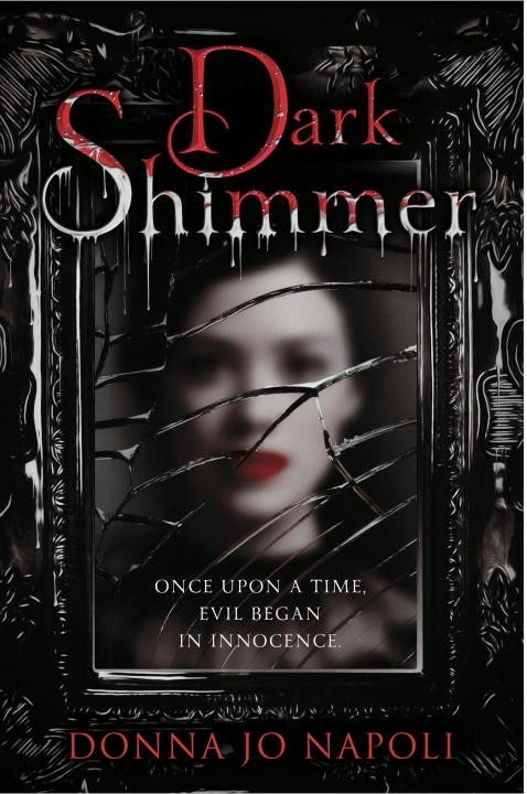 dark shimmer by donna jo napoli book cover