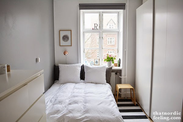 Decorar un dormitorio pr ctico funcional y de estilo for Amueblar habitacion matrimonio