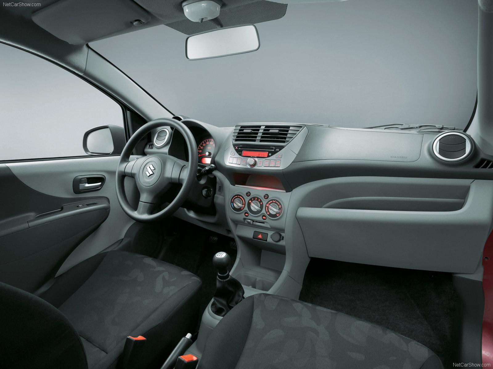 Hình ảnh xe ô tô Suzuki Alto 2009 & nội ngoại thất