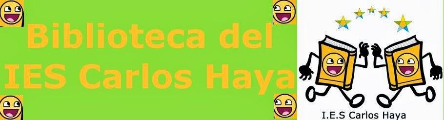 Biblioteca del IES Carlos Haya