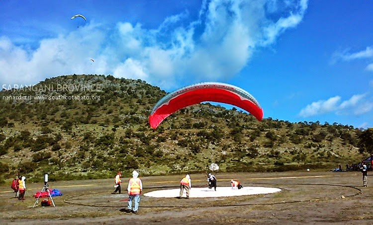 Paragliding Accuracy World Cup in Sarangani