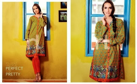 Nishat Linen Lawn Pret Collection