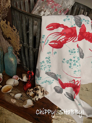 Lobster Tablecloths Zazzle