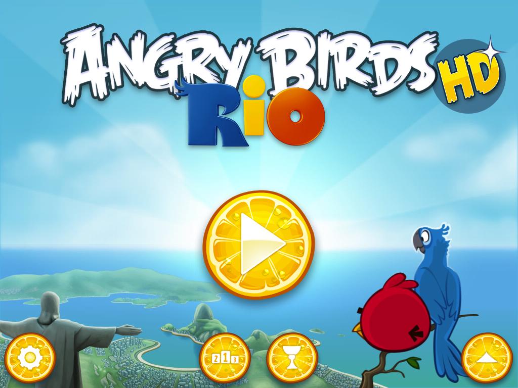 rio angry birds