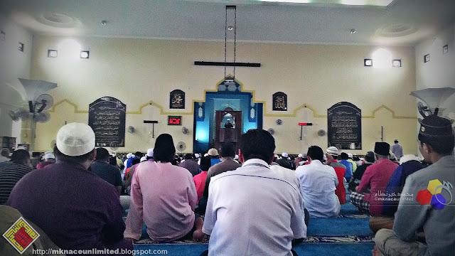 Masjid Jasa Mutiara Rini 20151106