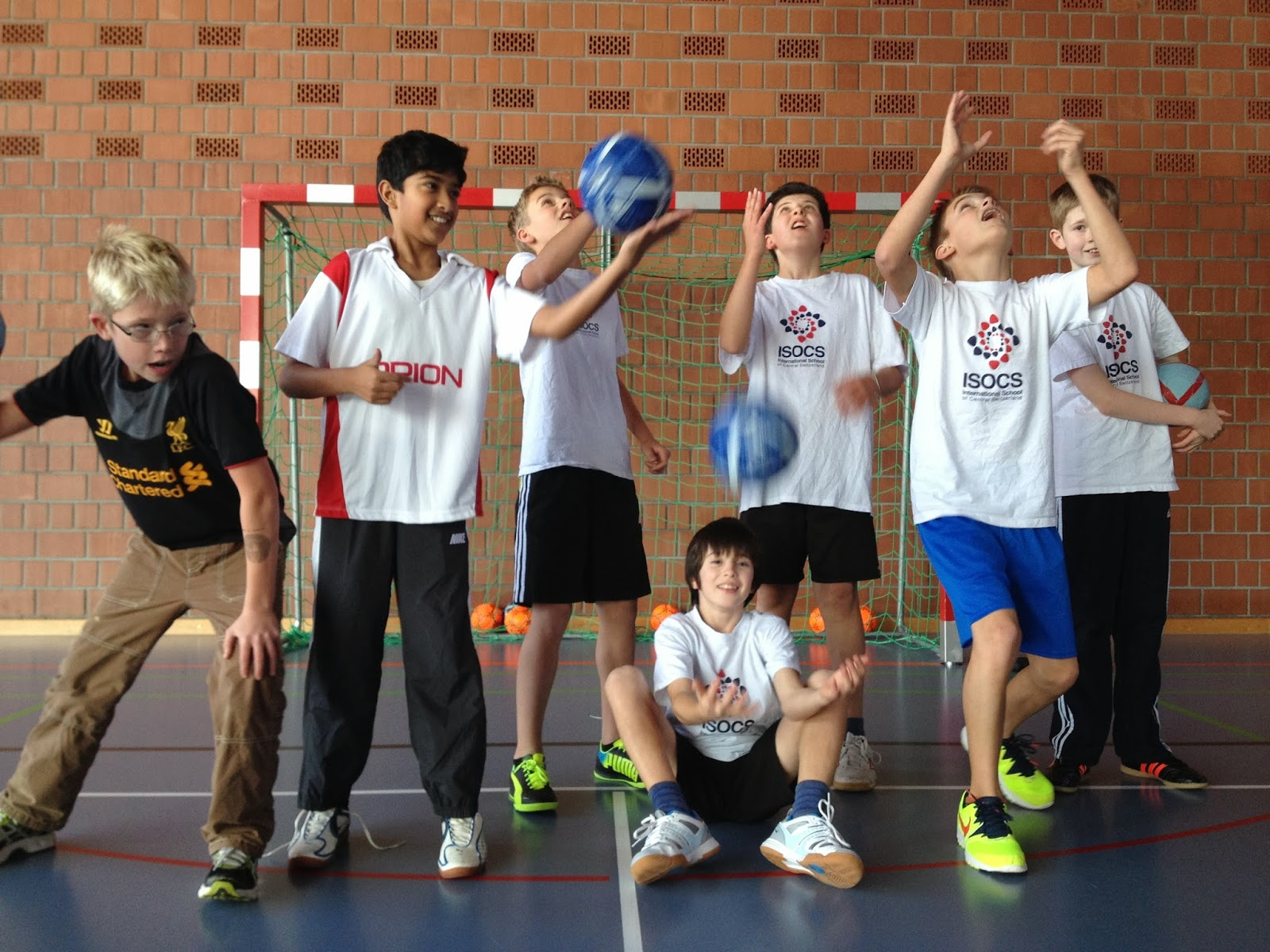 Handball Rules For School pe Middle School 6 Rules of