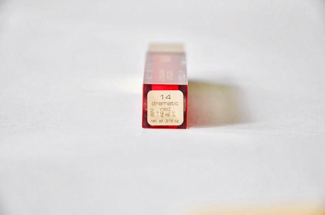 Кроваво-красный Babor #14 Dramatic Red