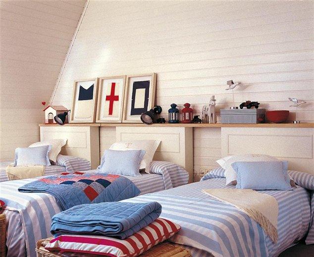 Coc una habitaci n para tres for Habitacion 3 camas