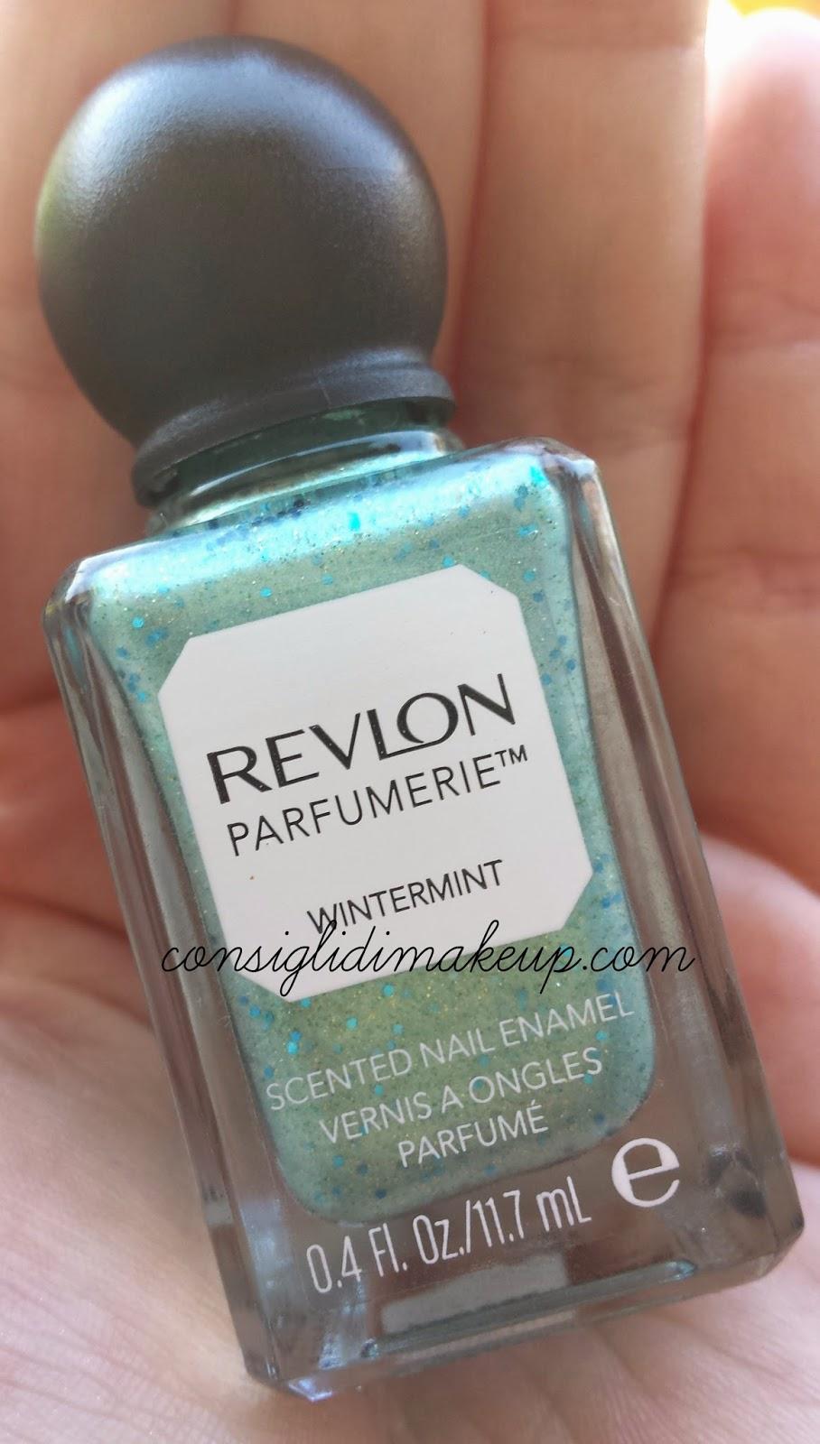 NOTD: Wintermint - Revlon Parfumerie