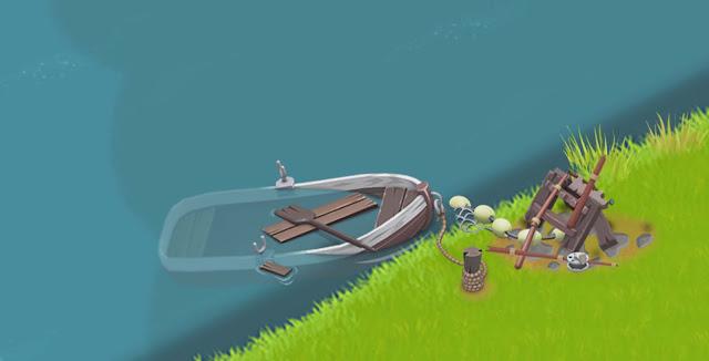 39,000 dollars to unlock fishing boat