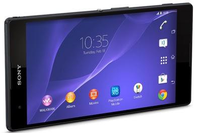 Sony Xperia T2 Ultra | Harga Dan Spesifikasi