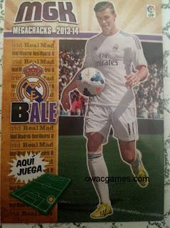 Bale Nuevo Fichaje 500