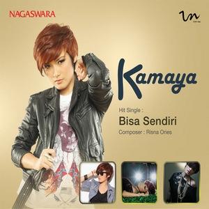 lirik lagu Kamaya - Terperangkap Cinta Lyrics