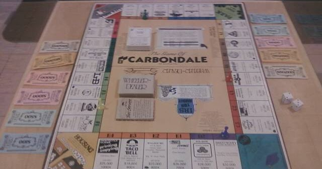The Carbondale Gazette Game of Carbondale