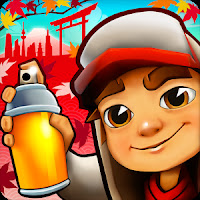 Download Subway Surfers v1.45.0 Mod Apk For Android