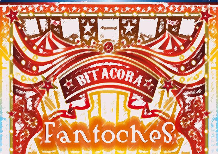 FANTOCHES: BITACORA DE ENSAYOS