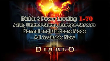 Buy Cheap Diablo 3 Power Leveling