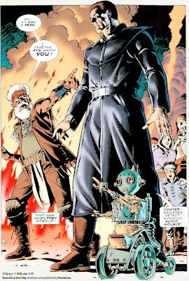Beneath a Steel Sky comic