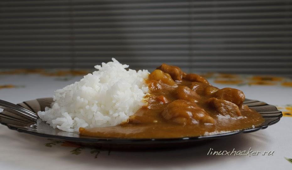Как приготовить рис по-японски