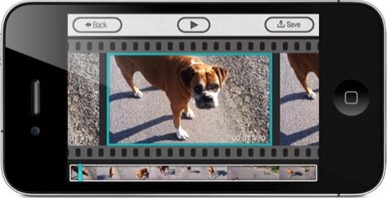 StillShot iPhone App