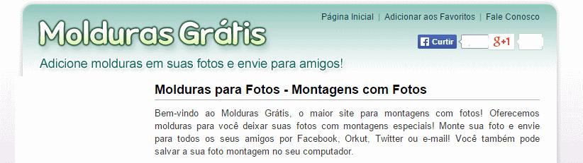Molduras Grátis