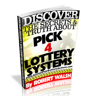 Secrets and Truth about Pick 4 Lottery Systems
