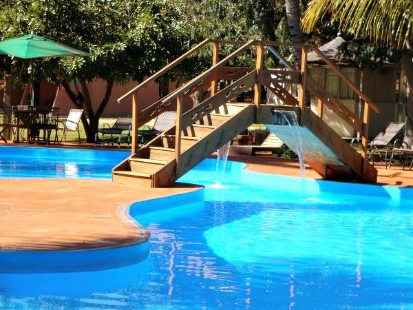 Hotel Fazenda, Foz do Marinheiro, Cardoso
