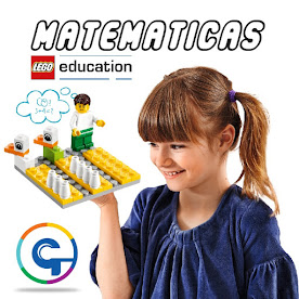 MATEMÁTICA LEGO PARA NIÑOS