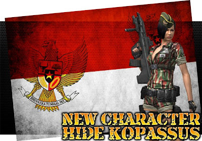 Download Hide Kopassus by XstarscreamX Point Blank Offline