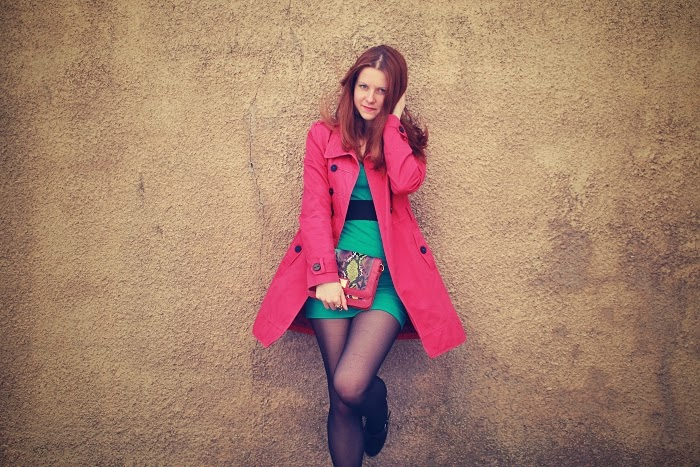 roční stáž, módní průmysl, česká blogerka, praha, spolupráce