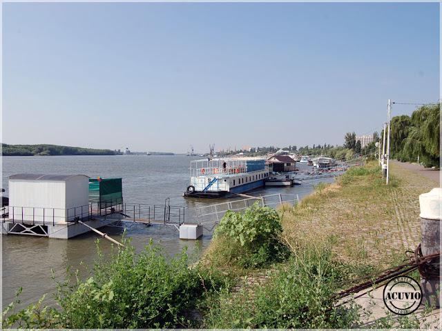 Brăila Faleza Dunării
