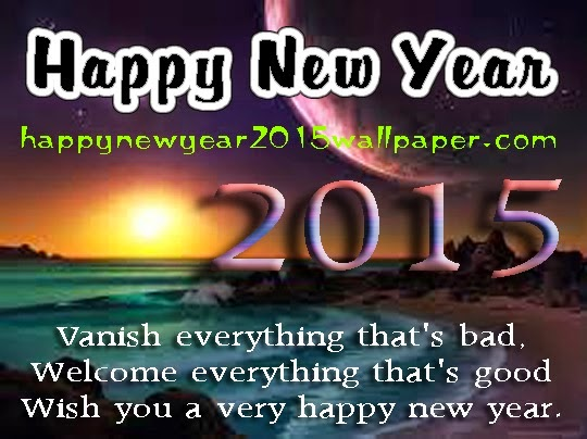 happy new year 2015 wishes and greeting card images