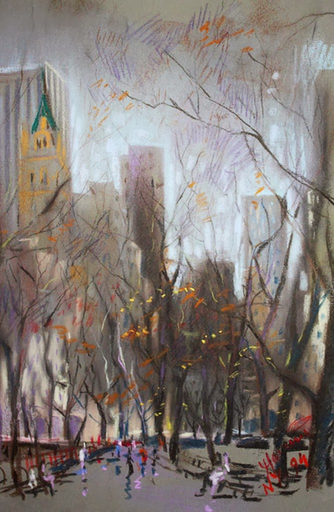 cuadros-al-oleo-paisajes-modernas-pinturas