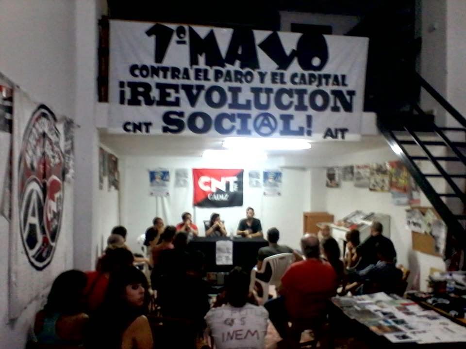 CNT-AIT, Cádiz,Jornadas por la okupación,  la okupación de espacios deshabitados,Centros Sociales Autogestionados, Charla-debate, la Oficina de Okupación de Cádiz,CNT-AIT de Cádiz,la Plaza de La Candelaria, Sons of anarchy,Hijos de la anarquía,,los anarquistas,frases anarquistas,los anarquistas,anarquista,anarquismo, frases de anarquistas,anarquia,la anarquista,el anarquista,a anarquista,anarquismo, anarquista que es,anarquistas,el anarquismo,socialismo,el anarquismo,o anarquismo,Sons of anarchy,greek anarchists,anarchist, anarchists cookbook,cookbook, the anarchists,anarchist,the anarchists,sons anarchy,sons of anarchy, sons,anarchy online,son of anarchy,sailing,sailing anarchy,anarchy in uk,   anarchy uk,anarchy song,anarchy reigns,anarchist,anarchism definition,what is anarchism, goldman anarchism,cookbook,anarchists cook book, anarchism,the anarchist cookbook,anarchist a,definition anarchist, teenage anarchist,against me anarchist,baby anarchist,im anarchist, baby im anarchist, die anarchisten,frau des anarchisten,kochbuch anarchisten, les anarchistes,leo ferre,anarchiste,les anarchistes ferre,les anarchistes ferre, paroles les anarchistes,léo ferré,ferré anarchistes,ferré les anarchistes,léo ferré,  anarchia,anarchici italiani,gli anarchici,canti anarchici,comunisti, comunisti anarchici,anarchici torino,canti anarchici,gli anarchici,communism socialism,communism,definition socialism, what is socialism,socialist,socialism and communism,CNT,CNT, Confederación Nacional del Trabajo, AIT, La Asociación Internacional de los Trabajadores, IWA,International Workers Association,FAU,Freie Arbeiterinnen und Arbeiter-Union,FORA,F.O.R.A,Federación Obrera Regional Argentina,COB,Confederação Operária Brasileira ,Priama Akcia,CNT,Confédération Nationale du Travail,USI,Unione Sindacale Italiana,  NSF iAA,Norsk Syndikalistisk Forbund,ZSP,Zwiazek Syndykalistów Polski,AIT-SP,AIT Secção Portuguesa,solfed,Solidarity,inicijativa,Sindikalna konfederacija Anarho-sindikalisticka inicija