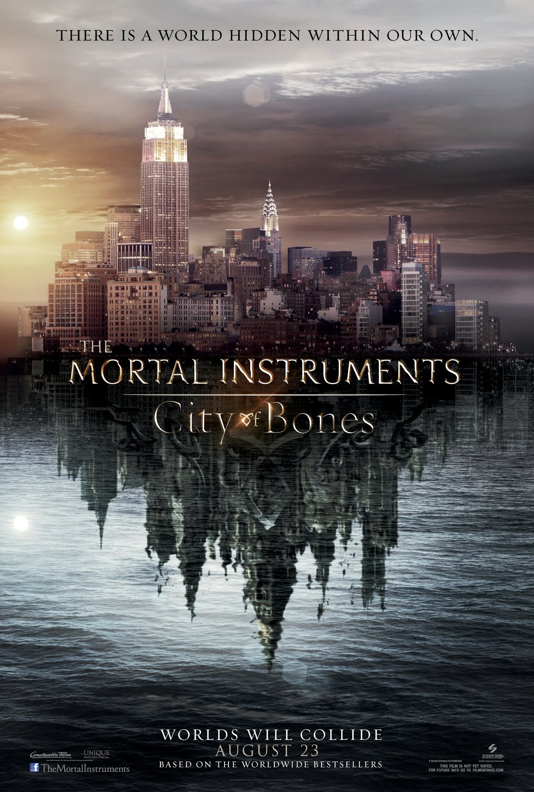 The Mortal Instruments: City of Glass 3 by Cassandra Clare (2010, Paperback)