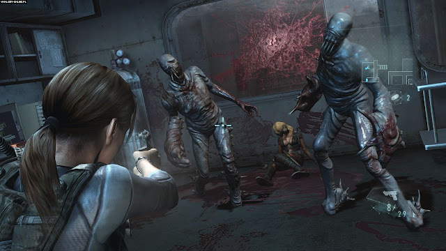 download free pc game Resident Evil Revelations 2013