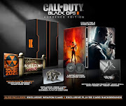 Call Of Duty: Black Ops II Collector's Editions